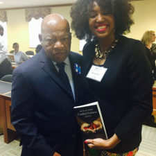 Brooke Obie and John Lewis--Book of Addis