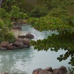Brooke Obie photo credit, Andaz Papagayo Resort Pool Costa Rica