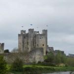 Brooke Obie visits Ireland's Trim Castle