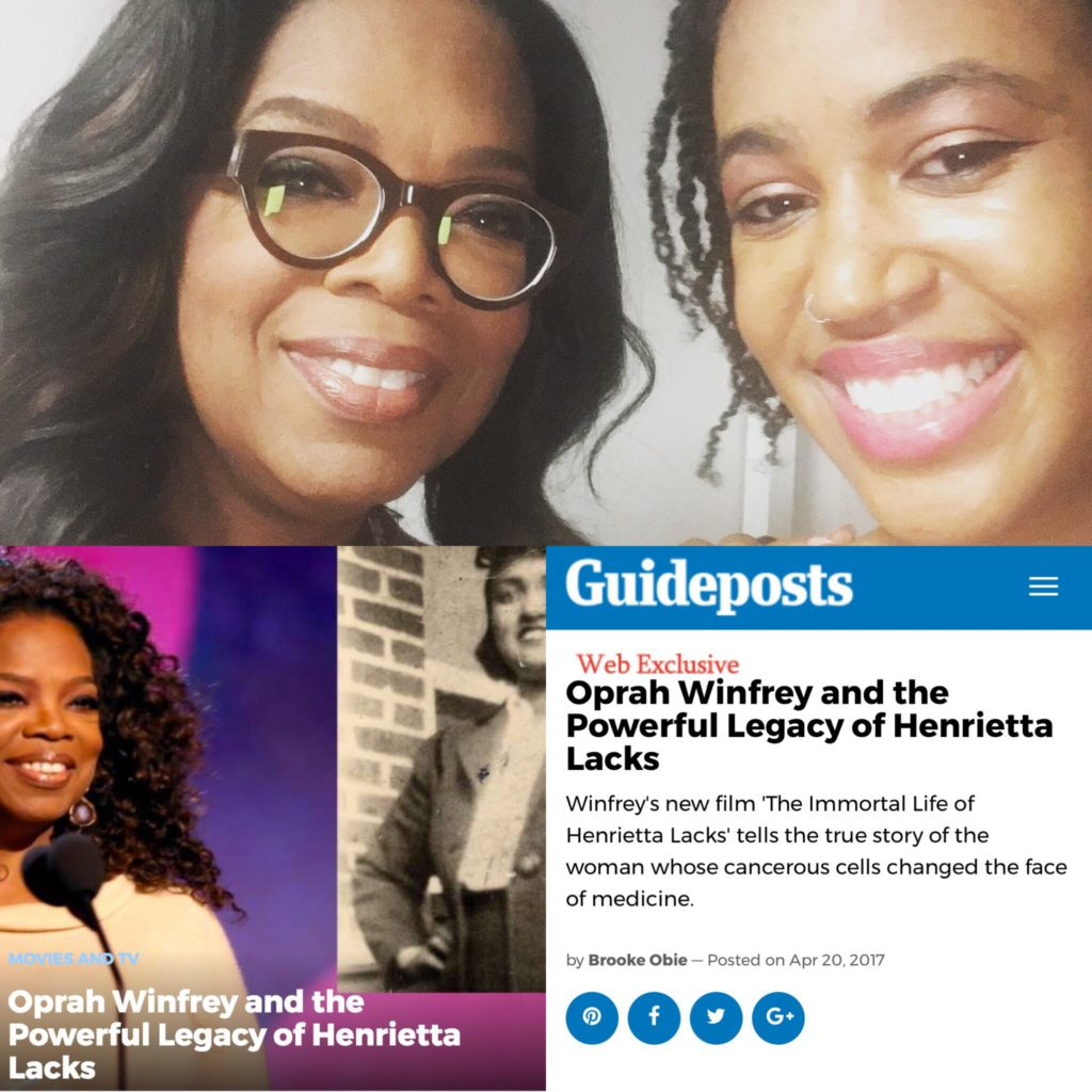 Brooke Obie Oprah Interview