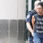 Rahiel Tesfamariam Arrested, Black Lives Matter